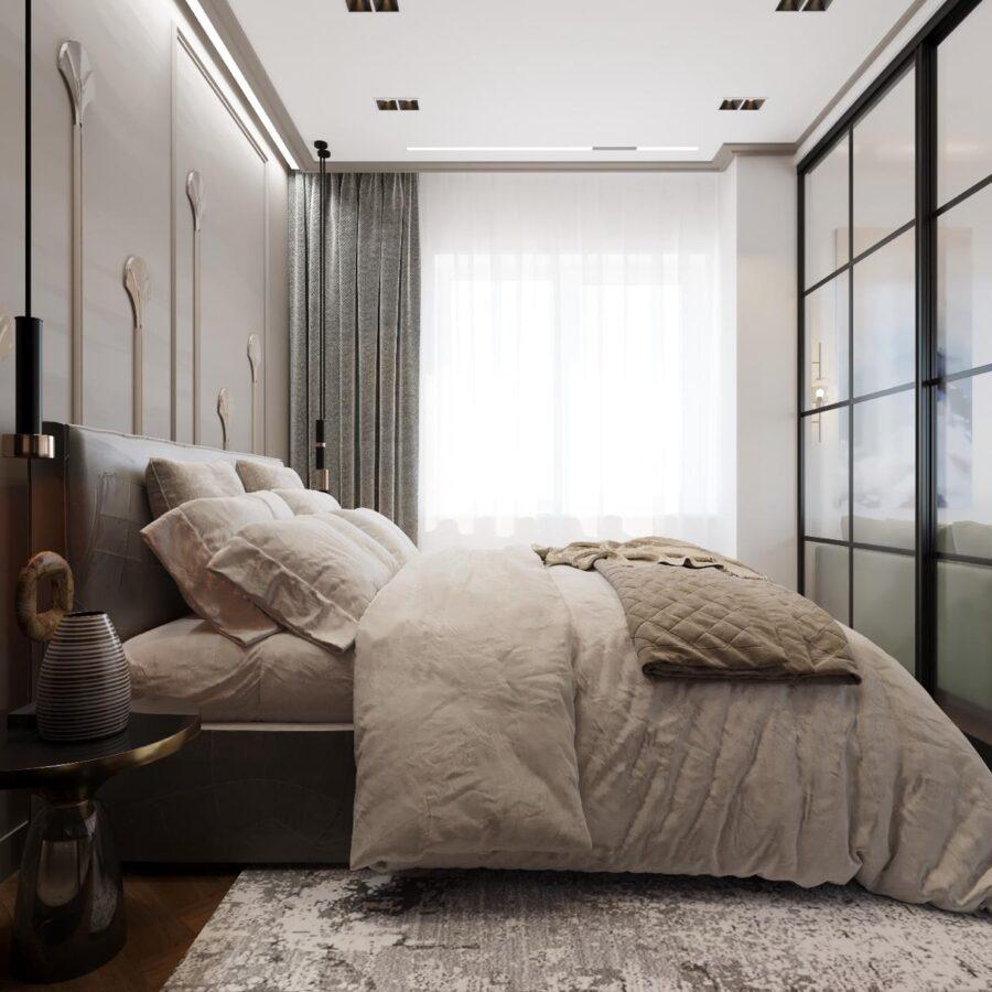 1 комнатная квартира в Клубном доме «Gagarin Residence»